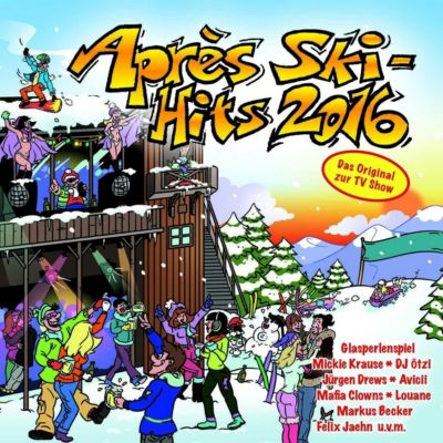 Apres Ski Hits 2016, Various