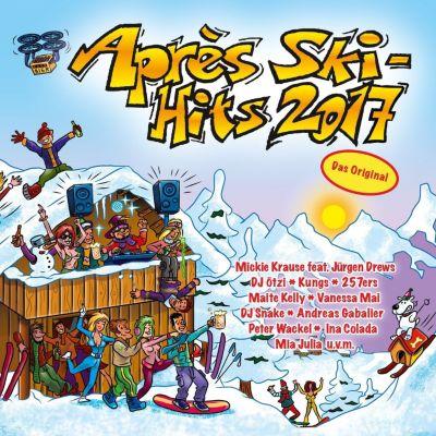 Apres Ski Hits 2017, Diverse Interpreten