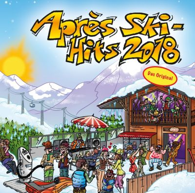 Apres Ski Hits 2018 (2 CDs), Various