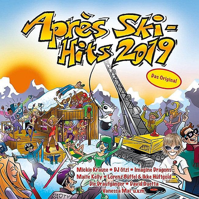 Apres Ski Hits 2019 2 Cds Cd Von Various Bei Weltbildde