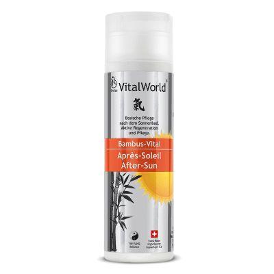 Après-Soleil, 200 ml von VitalWorld