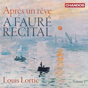Après Un Rêve - Recital, Louis Lortie