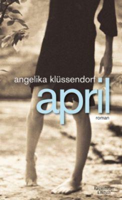 April, Angelika Klüssendorf