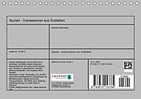 Apulien - Impressionen aus Süditalien (Tischkalender 2019 DIN A5 quer) - Produktdetailbild 13