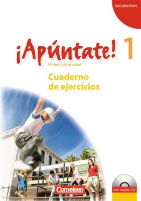¡Apúntate! - Spanisch für Gymnasien (Ausgabe 2008): Bd.1 Cuaderno de ejercicios