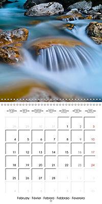 AQUA Ines Mondon Mark James Ford (Wall Calendar 2019 300 × 300 mm Square) - Produktdetailbild 2
