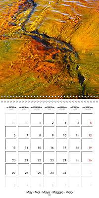 AQUA Ines Mondon Mark James Ford (Wall Calendar 2019 300 × 300 mm Square) - Produktdetailbild 5