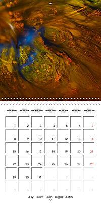 AQUA Ines Mondon Mark James Ford (Wall Calendar 2019 300 × 300 mm Square) - Produktdetailbild 7