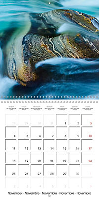 AQUA Ines Mondon Mark James Ford (Wall Calendar 2019 300 × 300 mm Square) - Produktdetailbild 11