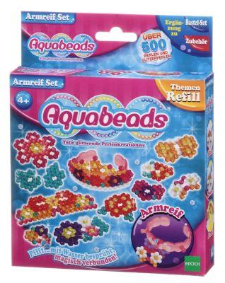 Aquabeads Armreif Set 500 Stück