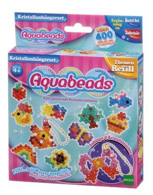 Aquabeads Kristallanhängerset 400 Perlen