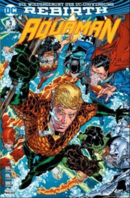 Aquaman, 2. Serie - Die Flut, Dan Abnett, Brad Walker, Philippe Briones, Scot Eaton