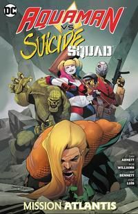 Aquaman vs. Suicide Squad: Mission Atlantis -  pdf epub