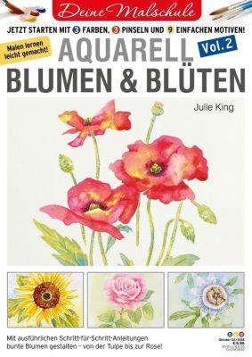 Aquarell - Blumen & Blüten - Julie King |