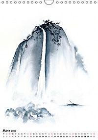 Aquarelle Asiens (Wandkalender 2019 DIN A4 hoch) - Produktdetailbild 3