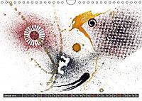 Aquarelle in Erdfarben (Wandkalender 2019 DIN A4 quer) - Produktdetailbild 1