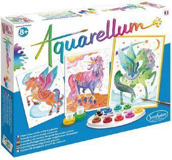 Aquarellum GM Einhorn & Pegasus