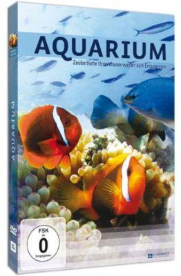 aquarium zauberhafte welten zum entspannen dvd. Black Bedroom Furniture Sets. Home Design Ideas
