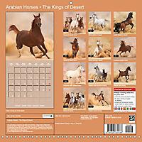 Arabian Horses - The Kings of Desert (Wall Calendar 2019 300 × 300 mm Square) - Produktdetailbild 13