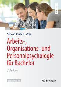 Arbeits-, Organisations- und Personalpsychologie für Bachelor -  pdf epub