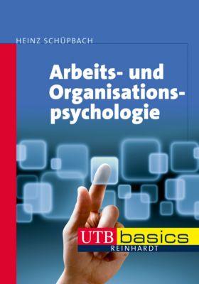 Arbeits- und Organisationspsychologie, Heinz Schüpbach