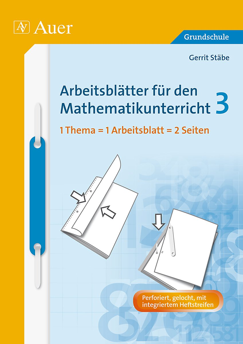 arbeitsbl tter f r den mathematikunterricht grundschule tl 3 3 schuljahr buch. Black Bedroom Furniture Sets. Home Design Ideas