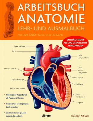 Arbeitsbuch Anatomie, Ken Ashwell