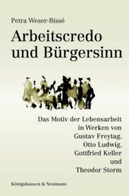 Arbeitscredo und Bürgersinn, Petra Weser-Bissé