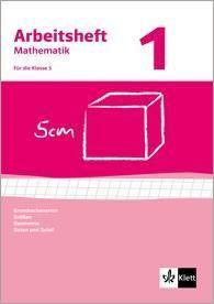Arbeitsheft Mathematik, Neuausgabe: H.1 Für die Klasse 5 -  pdf epub
