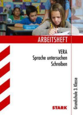 Arbeitsheft Sprache untersuchen / Schreiben, Grundschule 3. Klasse, Elina Semmelbauer
