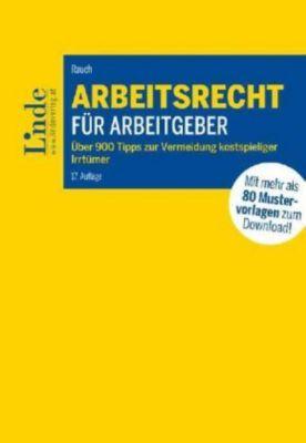 Arbeitsrecht für Arbeitgeber (f. Österreich), Thomas Rauch