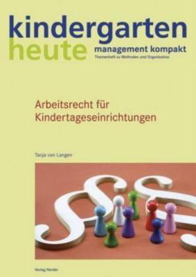 Arbeitsrecht für Kindertageseinrichtungen, Tanja von Langen