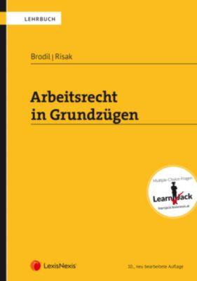 Arbeitsrecht in Grundzügen (f. Österreich) -  pdf epub