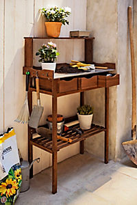 Arbeitstisch Garten - Produktdetailbild 1
