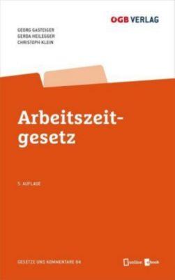 Arbeitszeitgesetz, m. 1 E-Book, m. 1 Online-Zugang -  pdf epub