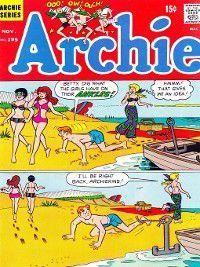 Archie (1960): Archie (1960), Issue 195, Archie Superstars