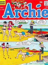 Archie (1960): Archie (1960), Issue 195, Archie Superstars