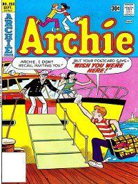 Archie (1960): Archie (1960), Issue 256, Archie Superstars