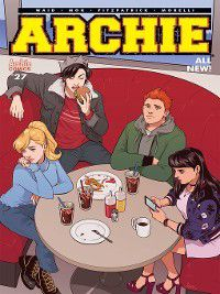 Archie (2015): Archie (2015), Issue 27, Mark Waid