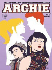Archie (2015): Archie (2015), Issue 28, Mark and Flynn, Ian Waid