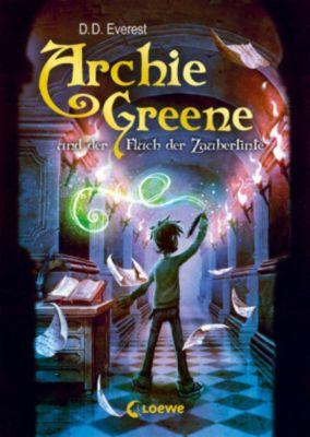 Archie Greene und der Fluch der Zaubertinte, D. D. Everest