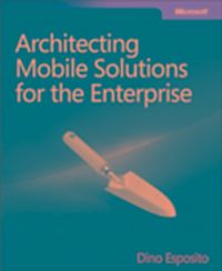 FOR ARCHITECTING THE ENTERPRISE MICROSOFT.NET APPLICATIONS