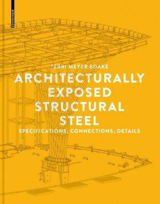 Architecturally Exposed Structural Steel, Terri Meyer Boake