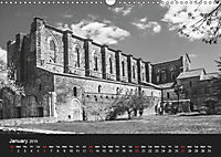 Architecture in Black and White / UK-Version (Wall Calendar 2019 DIN A3 Landscape) - Produktdetailbild 1