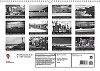 Architecture in Black and White / UK-Version (Wall Calendar 2019 DIN A3 Landscape) - Produktdetailbild 13