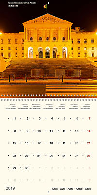Architecture of Lisbon over the course of time (Wall Calendar 2019 300 × 300 mm Square) - Produktdetailbild 4