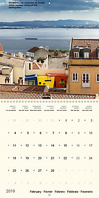 Architecture of Lisbon over the course of time (Wall Calendar 2019 300 × 300 mm Square) - Produktdetailbild 2