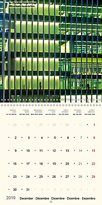 Architecture of Lisbon over the course of time (Wall Calendar 2019 300 × 300 mm Square) - Produktdetailbild 12