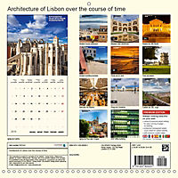 Architecture of Lisbon over the course of time (Wall Calendar 2019 300 × 300 mm Square) - Produktdetailbild 13