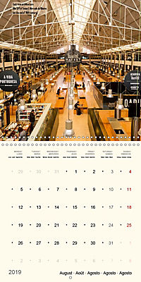Architecture of Lisbon over the course of time (Wall Calendar 2019 300 × 300 mm Square) - Produktdetailbild 8